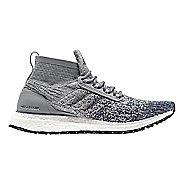 Mens adidas Ultra Boost ATR Running Shoe - Grey/Indigo 14