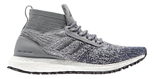 Mens adidas Ultra Boost ATR Running Shoe - Grey/Indigo 9.5