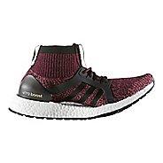 Womens adidas Ultra Boost X ATR Running Shoe - Ruby/Black 8.5
