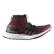 Womens adidas Ultra Boost X ATR Running Shoe - Ruby/Black 9
