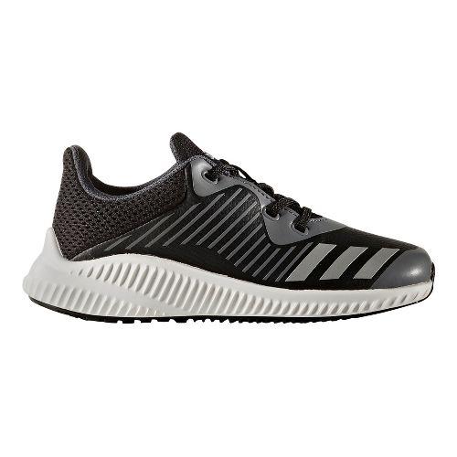 adidas FortaRun Running Shoe - Black/Silver 6Y