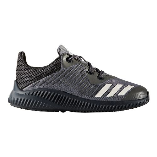 adidas FortaRun Running Shoe - Onyx/Grey 7Y