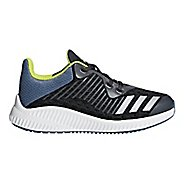 Kids adidas FortaRun Running Shoe - Carbon/Silver/Steel 1.5Y