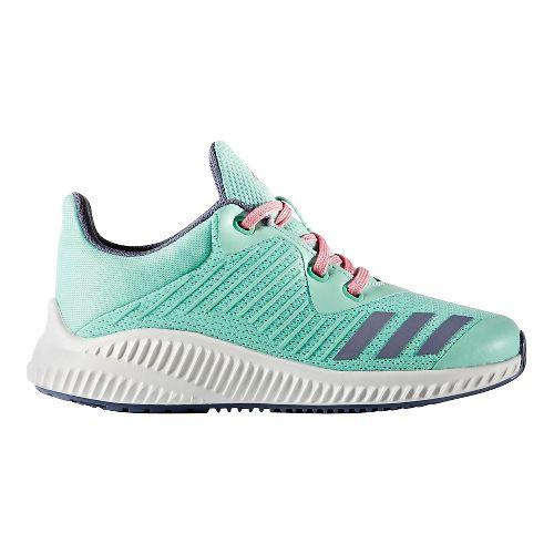 adidas FortaRun Running Shoe - Easy Green/Purple 6Y