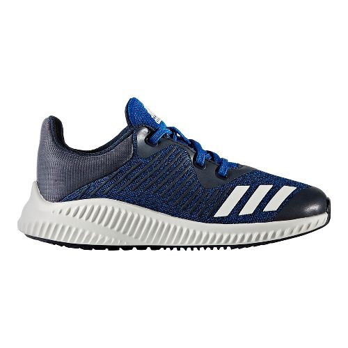 adidas FortaRun Running Shoe - Navy/White 5Y