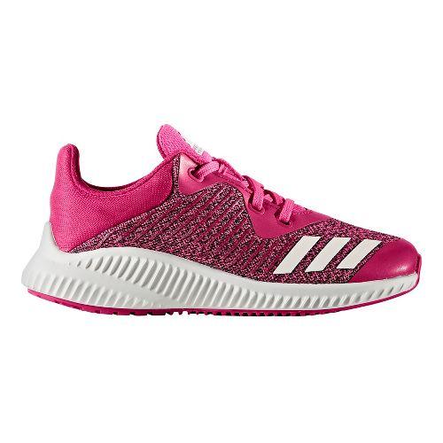 adidas FortaRun Running Shoe - Pink/White 6Y
