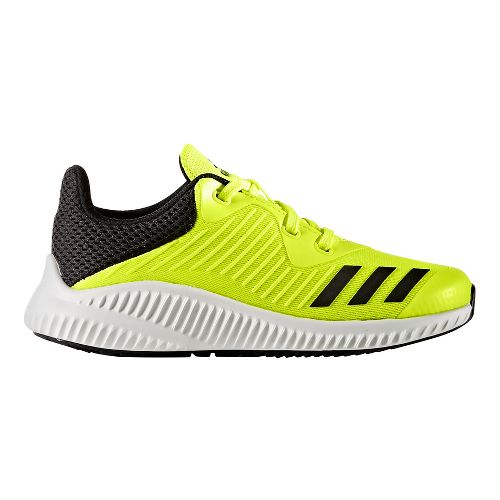 adidas FortaRun Running Shoe - Yellow/White 3Y