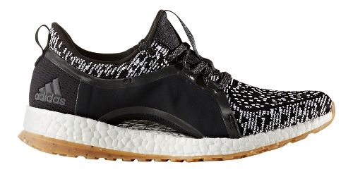 Womens adidas PureBoost X ATR Running Shoe - Black/White 9.5