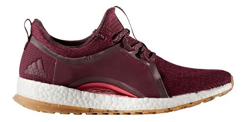 Womens adidas PureBoost X ATR Running Shoe - Ruby/Coral 10.5