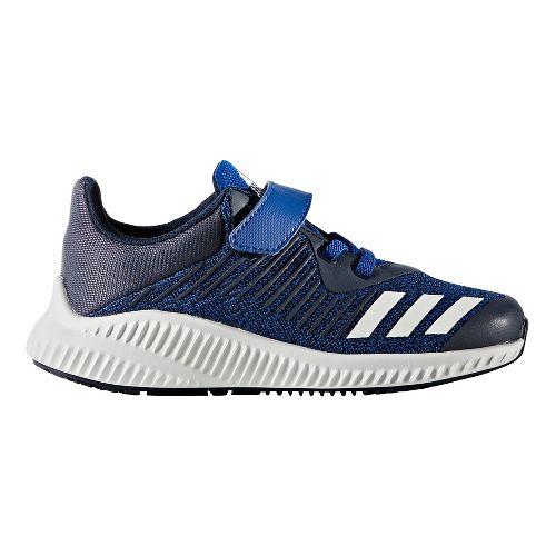 adidas FortaRun EL Running Shoe - Navy/White 3Y