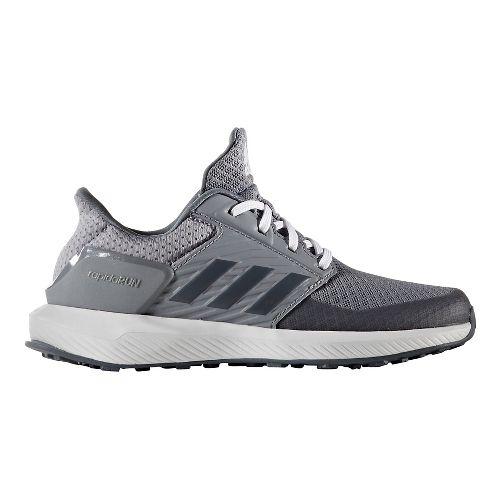 adidas RapidaRun Running Shoe - Grey/White 11C