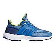 Kids adidas RapidaRun Running Shoe - Ash Blue/Trace Royal 6Y