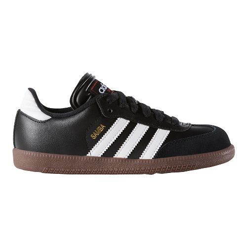 adidas Samba Classic Casual Shoe - Black/White 6Y
