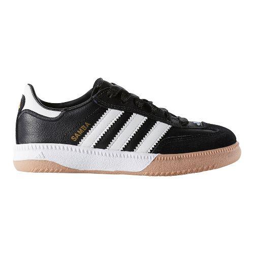 adidas Samba Millennium Casual Shoe - Black/White 2.5Y