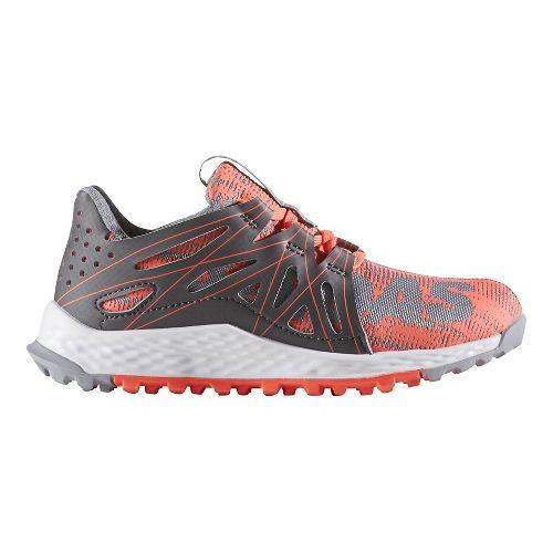 adidas Vigor Bounce C Running Shoe - Easy Coral/Grey 2Y