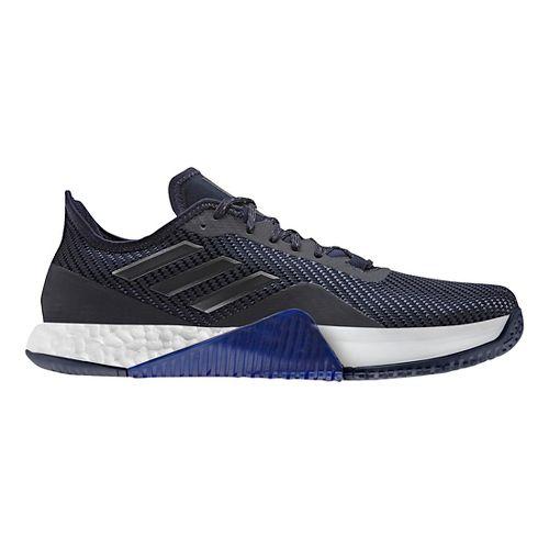 Mens adidas CrazyTrain Elite Cross Training Shoe - Ink/Blue 10.5