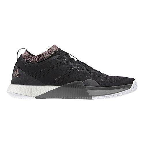 Womens adidas CrazyTrain Elite Cross Training Shoe - Black/Rose 11