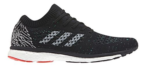 Mens adidas adizero Primeknit LTD Running Shoe - Black/Multi 10.5