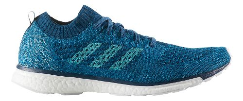 Mens adidas adizero Primeknit LTD Running Shoe - Blue/Aqua 10.5