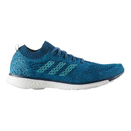 Mens adidas adizero Primeknit LTD Running Shoe - Blue/Aqua 8