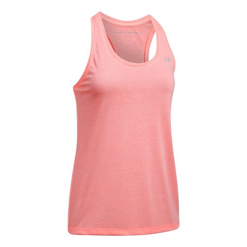 Womens Under Armour Threadborne Train Twist Sleeveless & Tank Tops Technical Tops - Cape Coral M