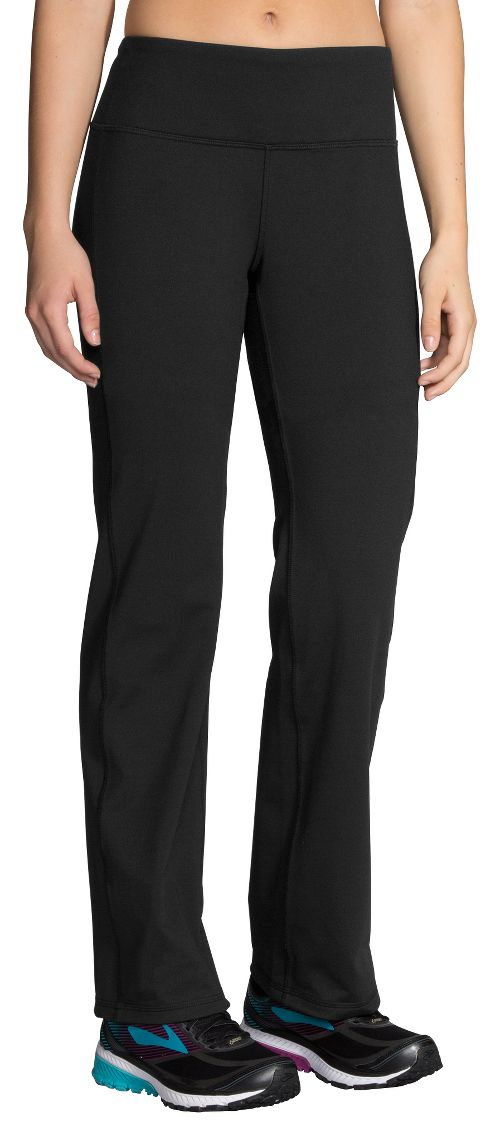 Womens Brooks Threshold Pants - Black S