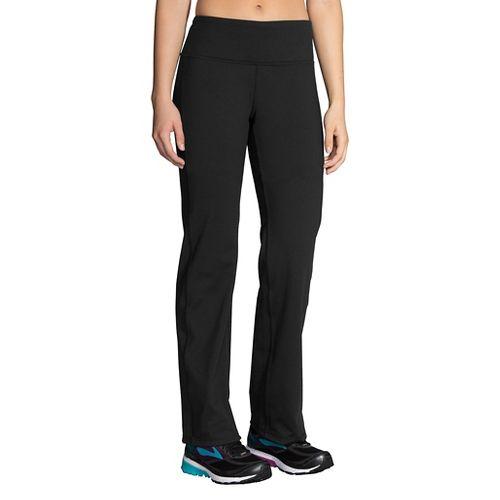 Womens Brooks Threshold Pants - Black L