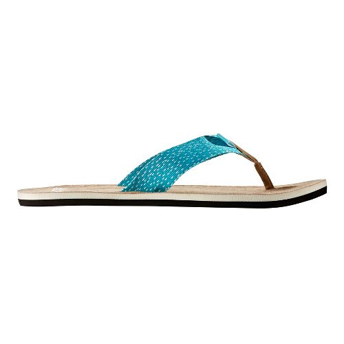 Mens adidas Eezay Parley Sandals Shoe - Cork/Lab Green 10