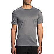 Mens Brooks Ghost Short Sleeve Technical Tops