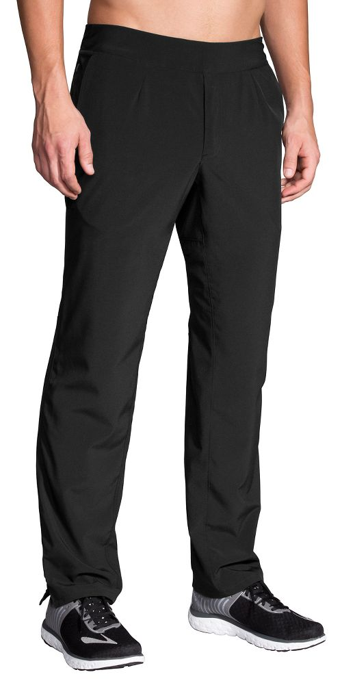 Mens Brooks Fremont Pants - Black XS