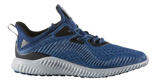 Womens adidas AlphaBounce EM Running Shoe - Navy/Black 6
