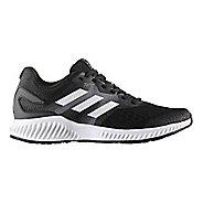 Womens adidas AeroBounce Running Shoe - Black/White 9