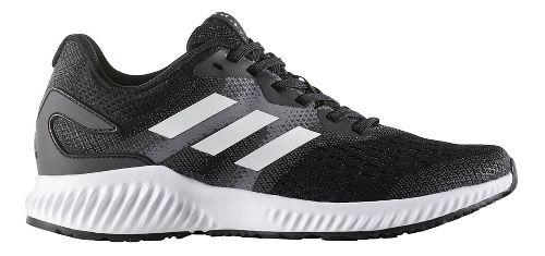Womens adidas AeroBounce Running Shoe - Black/White 9.5