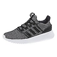 Womens adidas CloudFoam Ultimate Casual Shoe - Black/White 8.5