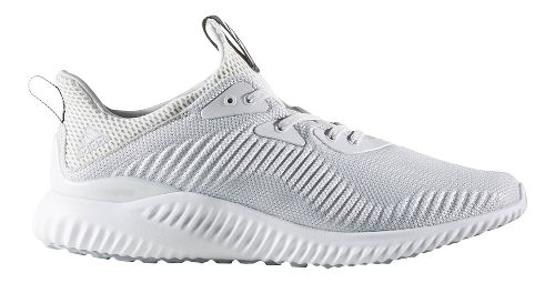 Mens adidas Alphabounce 1 Casual Shoe - Crystal White 15