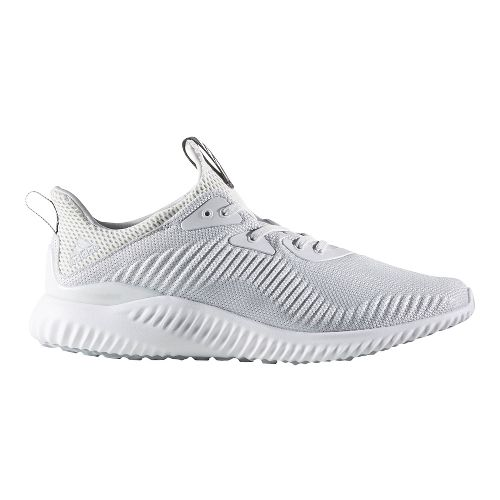 Mens adidas Alphabounce 1 Casual Shoe - Crystal White 9