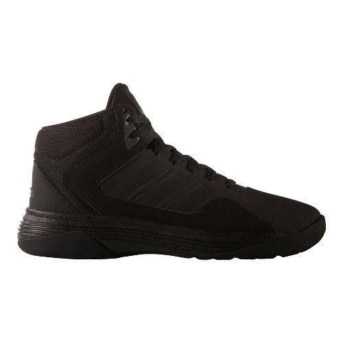 Mens adidas CloudFoam Ilation Mid Sandals Shoe - Black/Silver 9