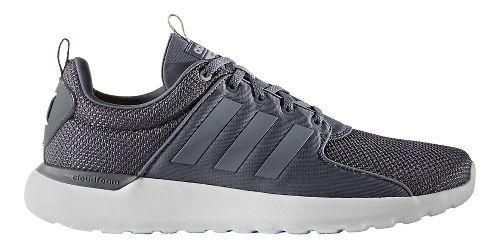 Mens adidas CloudFoam Lite Racer Casual Shoe - Grey/White 7