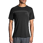 Mens Brooks Track T Short Sleeve Technical Tops