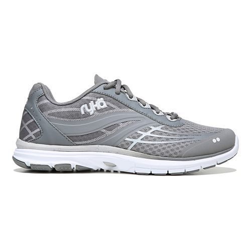 Womens Ryka Deliberate Cross Training Shoe - Grey/White 7.5