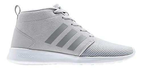 Womens adidas CloudFoam QT Racer Mid Casual Shoe - Grey 9