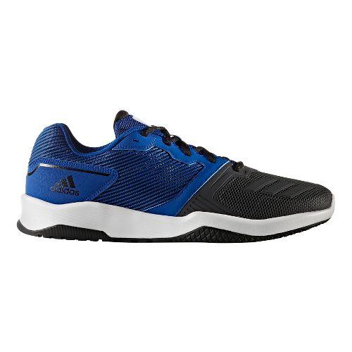 Mens adidas Gym Warrior 2 Cross Training Shoe - Royal/Black 8