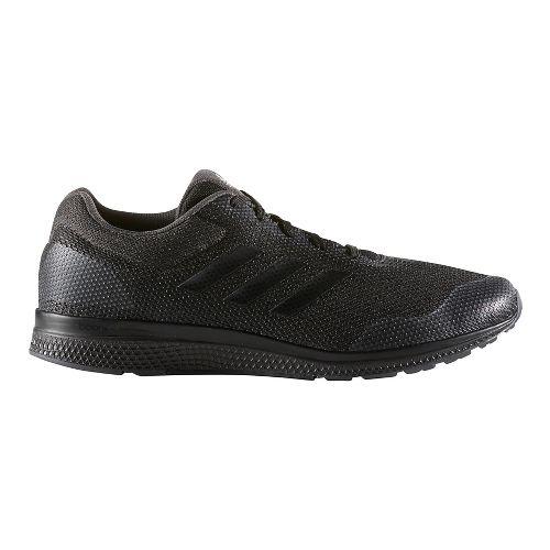 Mens adidas Mana Bounce 2 Aramis Running Shoe - Core Black/Silver 10.5