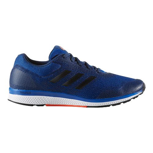Mens adidas Mana Bounce 2 Aramis Running Shoe - Royal/Black 8.5