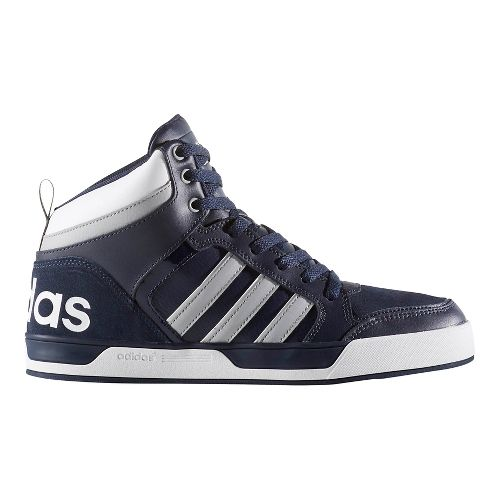Mens adidas Raleigh 9TIS Mid Casual Shoe - Navy/Clear Onyx 8