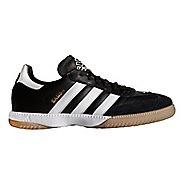 Mens adidas Samba Millennium Casual Shoe - Black/White 9.5