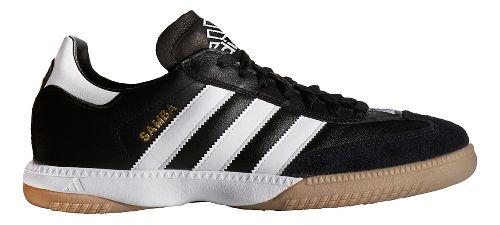 Mens adidas Samba Millennium Casual Shoe - Black/White 11.5