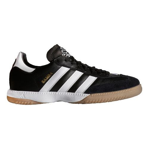 Mens adidas Samba Millennium Casual Shoe - Black/White 10