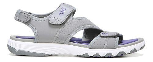 Womens Ryka Dominica Sandals Shoe - Grey/Purple 11