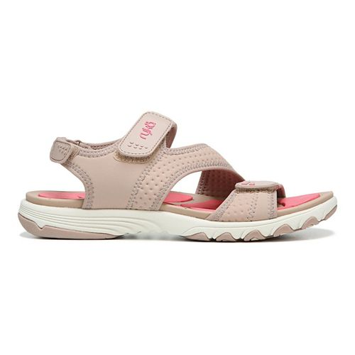 Womens Ryka Dominica Sandals Shoe - Coral/Taupe 6